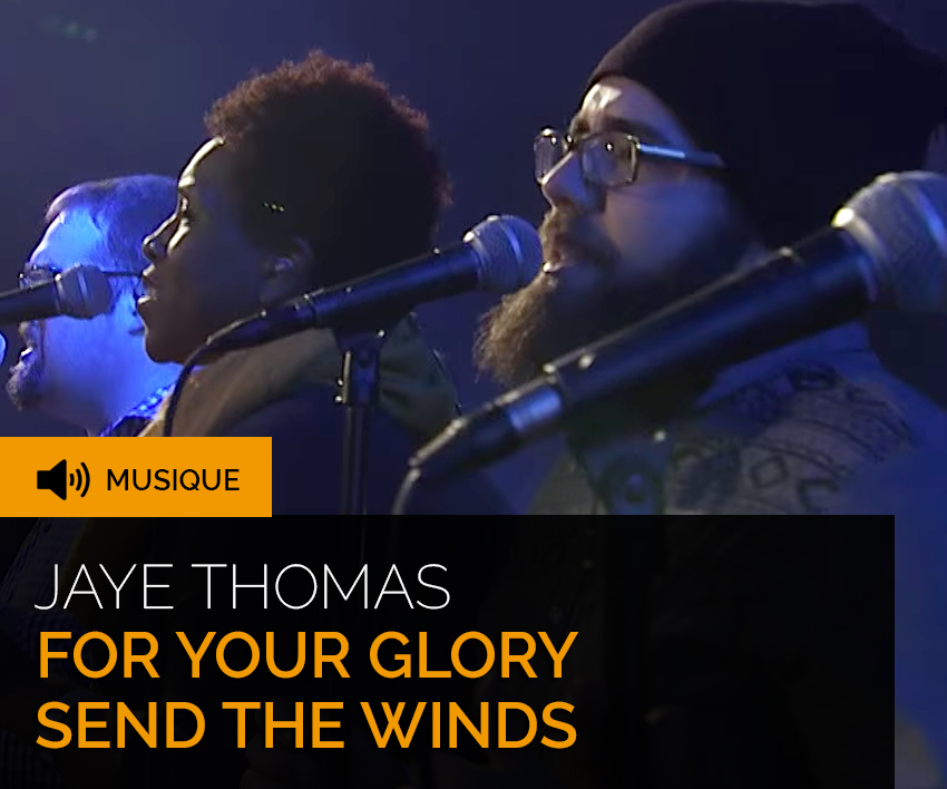 Jaye Thomas – For Your Glory / Send the Winds