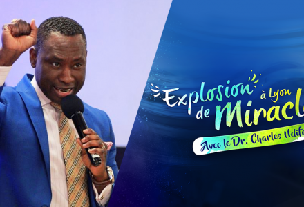 EXPLOSION DE MIRACLES - Apôtre Charles NDIFON - Session 1